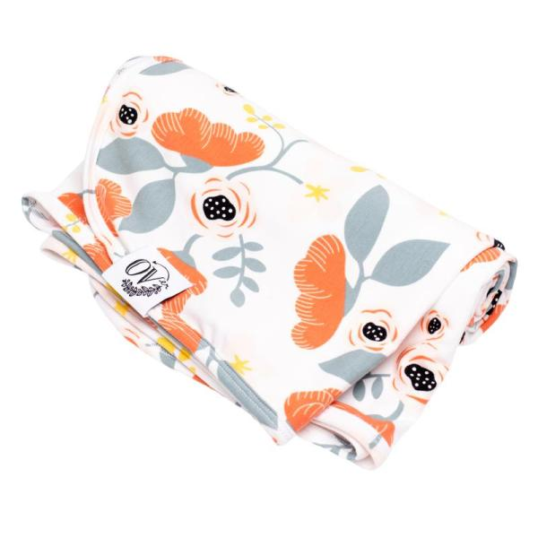 Butter Blanket - Poppy