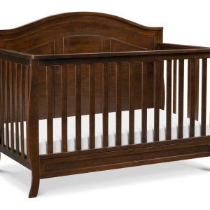 Emmet 4-in-1 Convertible Crib - Espresso