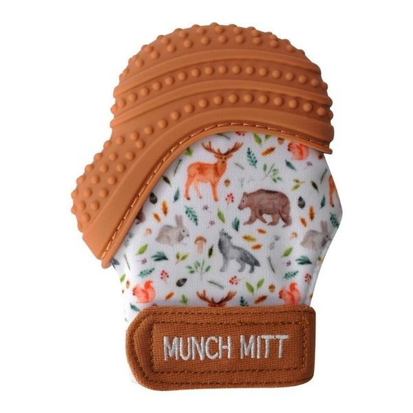 Munch Mitts Woodland Animals