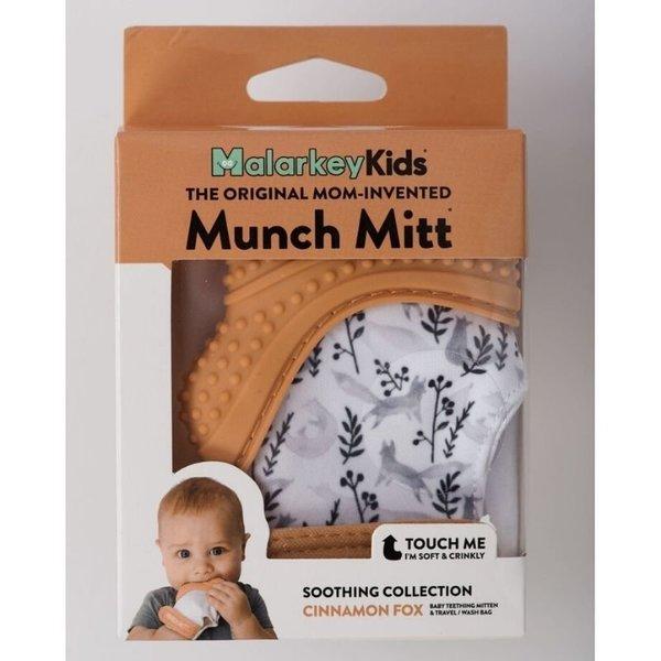 Munch Mitt Cinnamon Fox