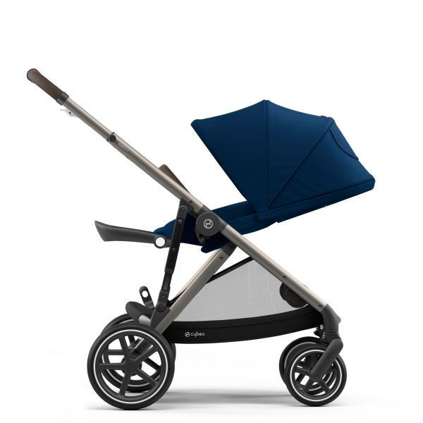 Cybex GAZELLE S Stroller - Navy Blue