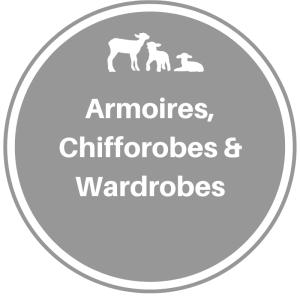 Armoires, Chifforobe & Wardrobes