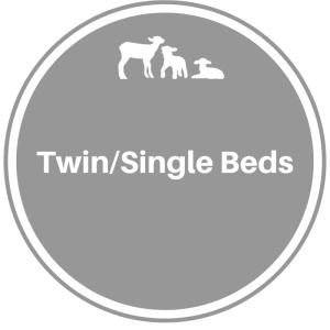 Twin/Single Beds