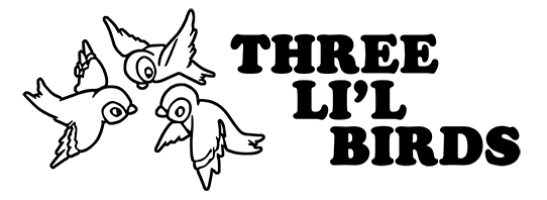 Three Li'l Birds Logo Large (Cropped)