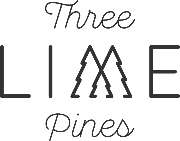 Three Lime Pines