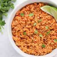 Mexican Inspired Brown Rice