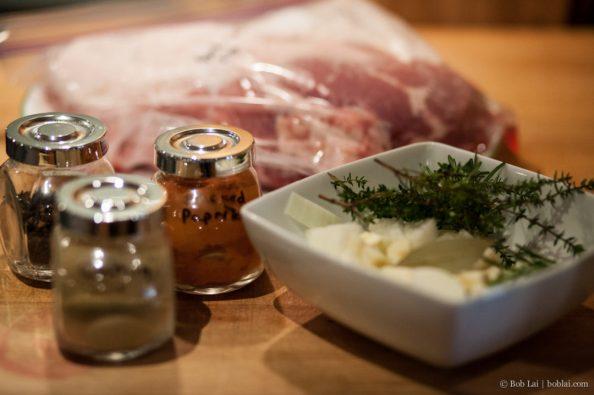 pulled pork ingredients
