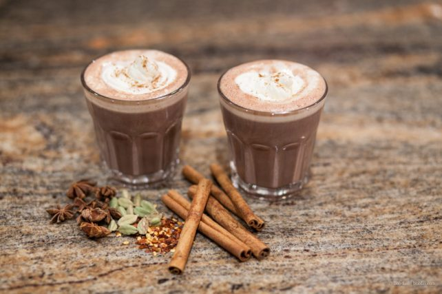 Aztec hot chocolate