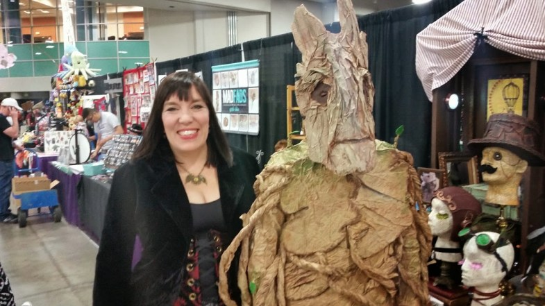 krista and Groot