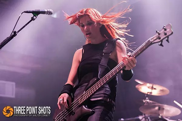 The Sick Puppies performed in concert at the Mercury Ballroom on August 3, 2014 along with special guests Like a Storm, Stars in Stereo and Louisville's own Year of the Gun. All photos by Walter Cornett.