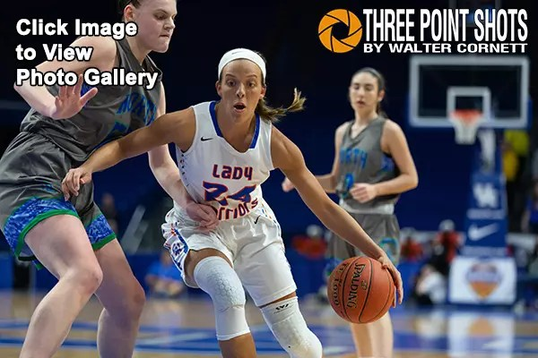 2019 KHSAA Girls' Sweet 16®, Southwestern vs North Laurel, March 15, 2019, Lexington, Kentucky, USA. Photo by Walter Cornett / Three Point Shots / KHSAA