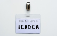 Naming Leadership