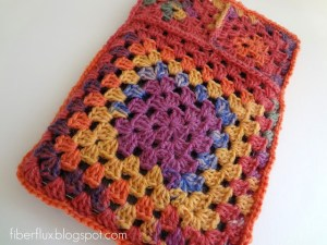 Most useful granny squares ever! Photo: Fiber Flux