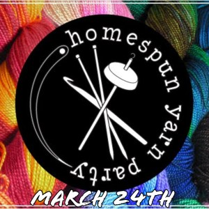 homespun yarn party savage md