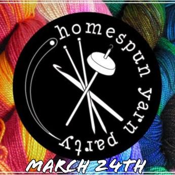 homespun yarn party savage md