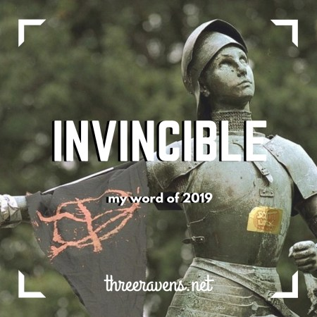 word of the year invincible
