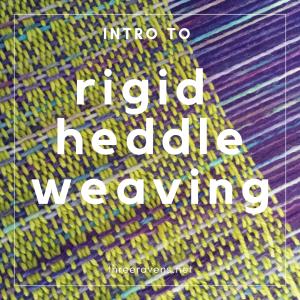rigid heddle class