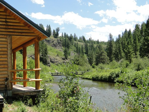 The Cabins at Three Rivers Ranch