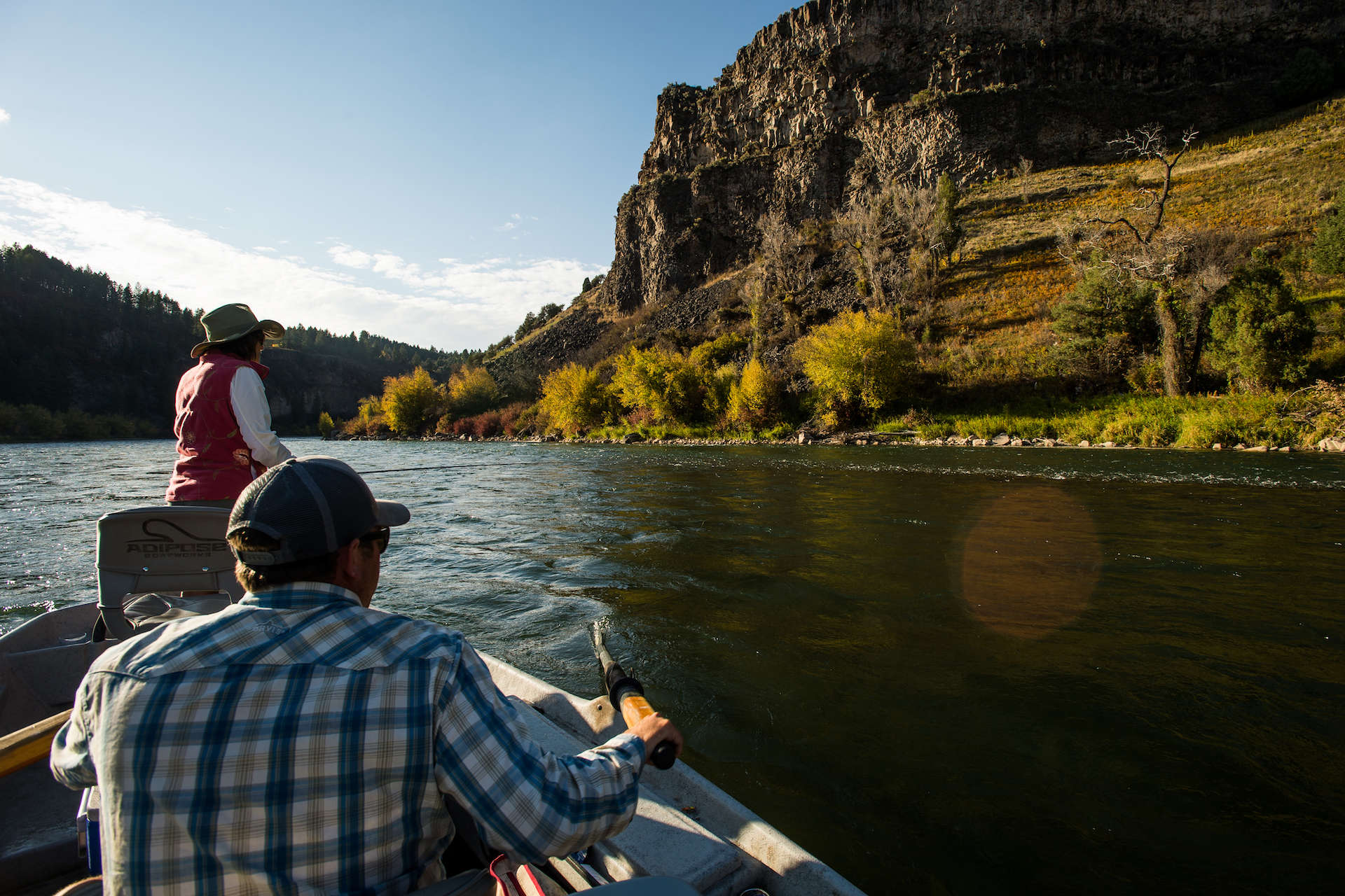 Three rivers ranch orvis endorsed fly fishing lodge in idaho for Idaho fly fishing lodges