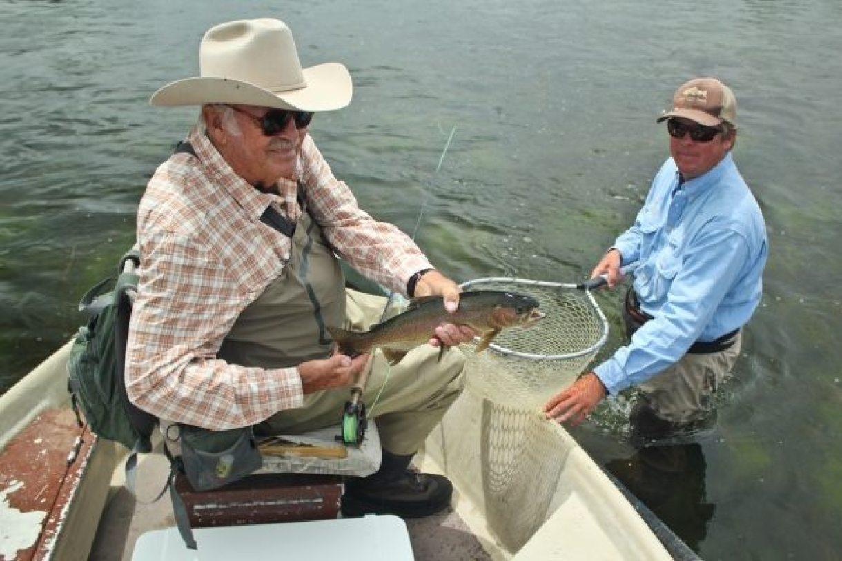 Henry's Fork Fishing Report