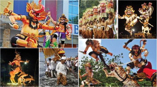 Happy Saka New Year - Nyepi 1940