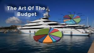 Superyacht management budgeting budget finance