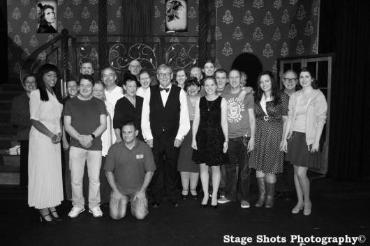 Sunset Boulevard Cast and Production Team