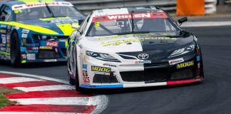 Credits Stephane Azemard NASCAR Whelen Euro Series