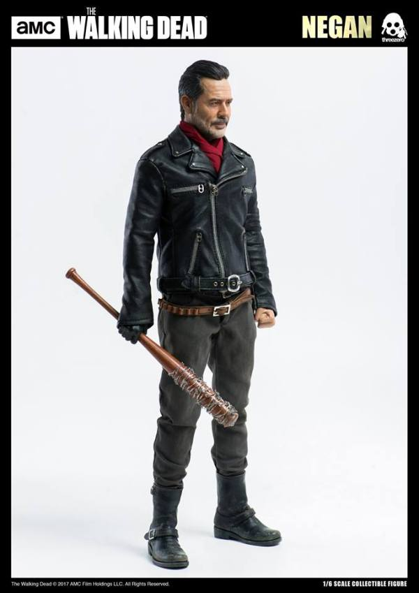 The Walking Dead – Negan – ThreeZero Online Store