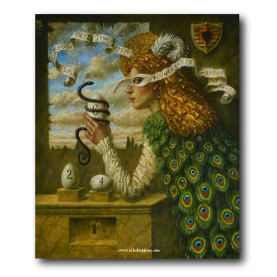 The Serpents Egg by Jake Baddeley