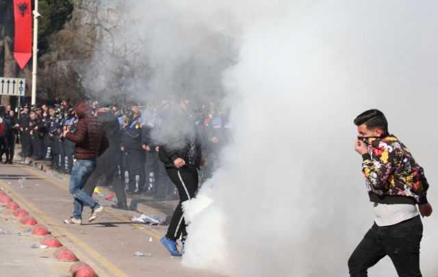 Πολιτική κρίση στην Αλβανία – Νέες διαδηλώσεις εναντίον του Ράμα