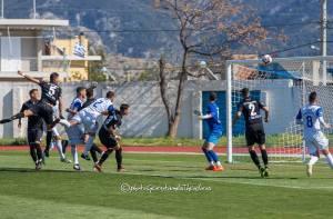 Ενωση Πανασπροπυργιακού 5-0 την Καλαμάτα