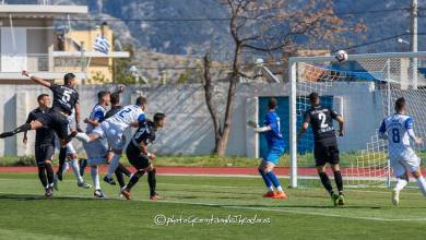 Photo of Ενωση Πανασπροπυργιακού 5-0 την Καλαμάτα