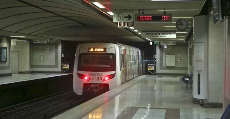 Το χρονοδιάγραμμα λειτουργίας του μετρό σε Πειραιά και Θεσσαλονίκη
