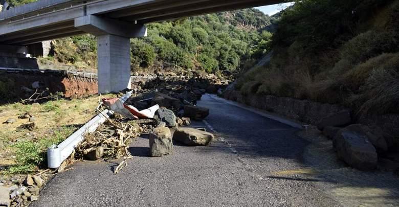 Μεγάλες καταστροφές στη Ναυπακτία από την κακοκαιρία