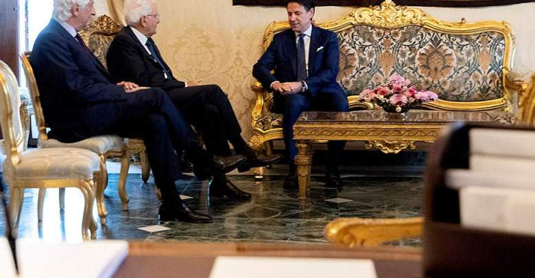 Ιταλία: Εντολή σχηματισμού κυβέρνησης στον Τζουζέπε Κόντε
