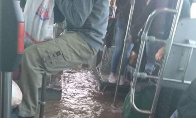 """""""Πάρτι"""" στα social media με το «λεωφορείο της ντροπής» στον Ασπρόπυργο (εικόνες)"""
