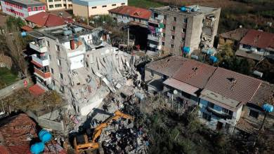 Photo of Φονικός σεισμός στην Αλβανία: 13 νεκροί, εκατοντάδες τραυματίες