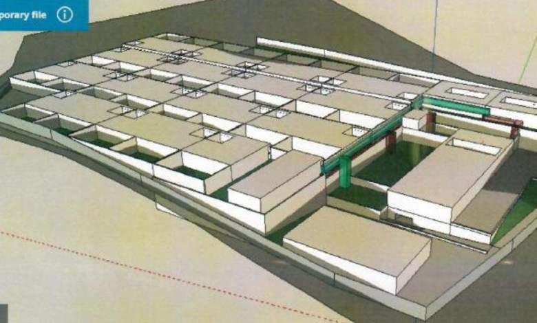 Οι πρώτες μακέτες από τις νέες φυλακές στον Ασπρόπυργο