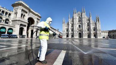 Ιταλία: 837 νεκροί το τελευταίο 24ωρο