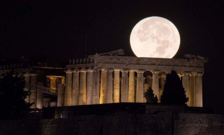 Απόψε το μεγαλύτερο φεγγάρι του 2020 χάρη στη νέα υπερπανσέληνο