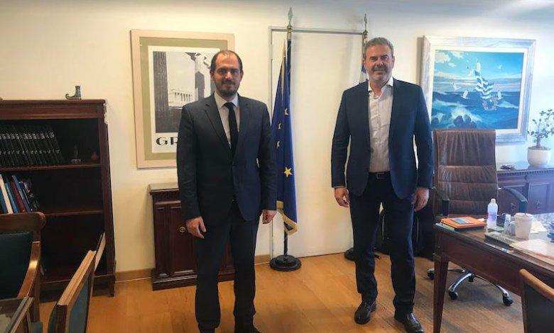 Γ. Κώτσηρας: Συνάντηση με Γενικό Γραμματέα ΕΟΤ για προβολή της Δυτικής Αττικής