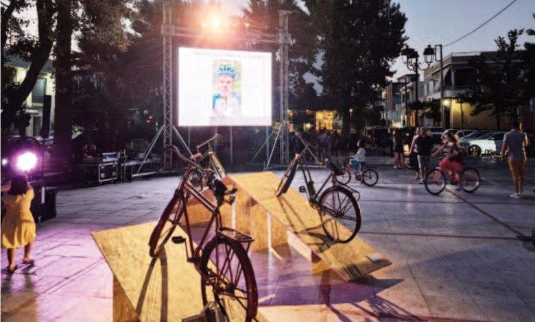 Με ξεχωριστό τρόπο τίμησαν την Ημέρα Ποδηλάτου στην Ελευσίνα
