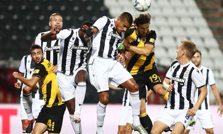 Super League: «Αφεντικό» για τη 2η θέση η ΑΕΚ