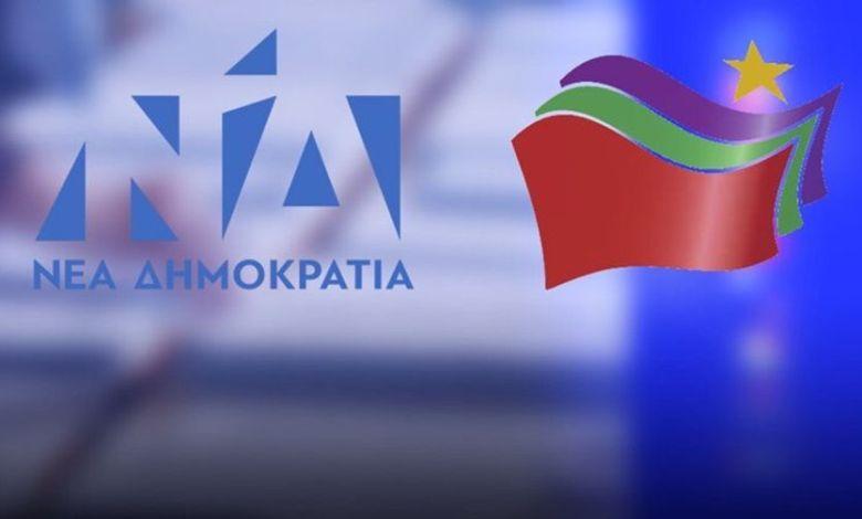 «Στα μαχαίρια» ΝΔ - ΣΥΡΙΖΑ για τις μπουλντόζες στο Ελληνικό