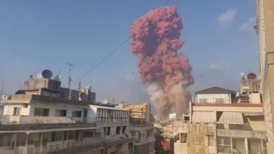 Photo of Δεκάδες νεκροί, χιλιάδες τραυματίες απο ισχυρή έκρηξη στη Βυρηττό