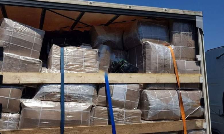 Photo of Το Λιμενικό πρόλαβε την κυκλοφορία 105 κιλών κοκαΐνης στην Ευρώπη