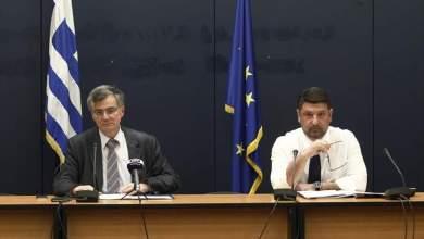 Εκτακτη ενημέρωση από Τσιόδρα-Χαρδαλιά το απόγευμα