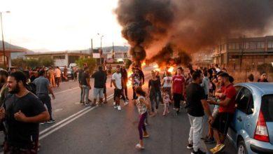 Photo of Επεισόδια με Ρομά σε Λιόσια, Ασπρόπυργο, Κόρινθο – Απέκλεισαν Εθνικές οδούς