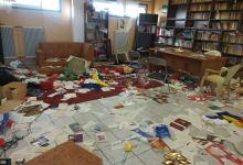 Ασπρόπυργος: Βανδαλισμοί στα γραφεία του Ελληνορουμανικού συλλόγου
